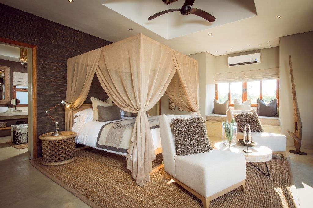 Bush Lodge villa 2 chambres -4
