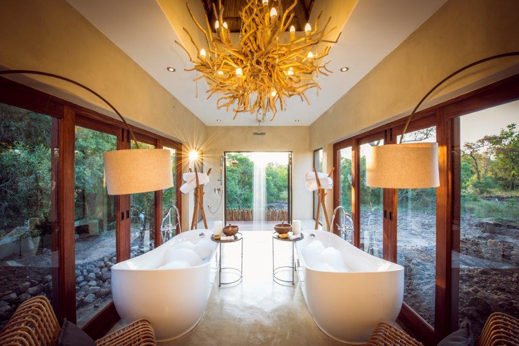 Bush Lodge villa 2 chambres -6