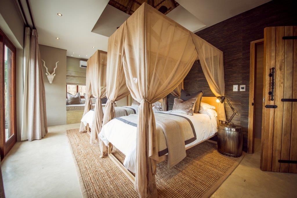 Bush Lodge villa 2 chambres -7