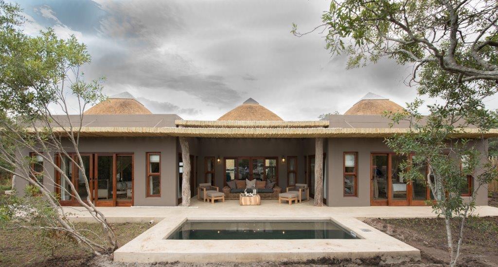 Bush Lodge villa 2 chambres -9
